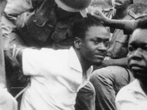In memory of Patrice Lumumba, assassinated on 17 January 1961