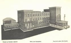 Státní gymnaisum (pohled ze školního nám