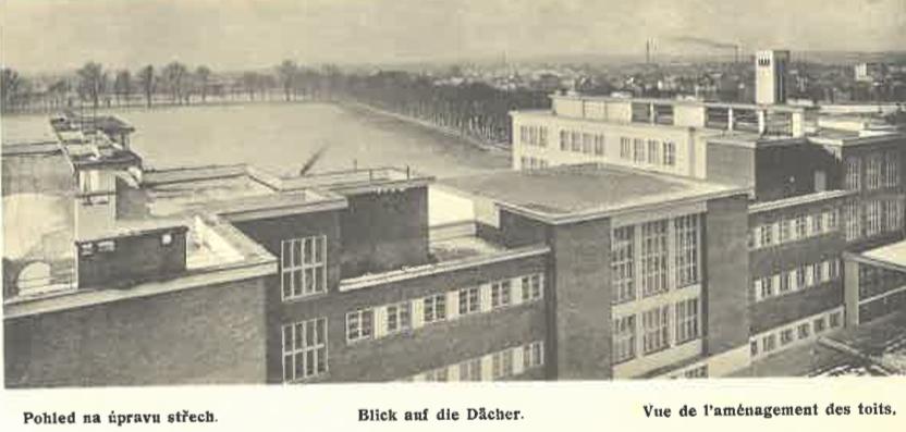 Nové školy (úprava střech)