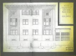 Dům MUDr. Šoba 1909
