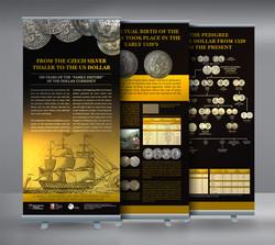 výstava mincí