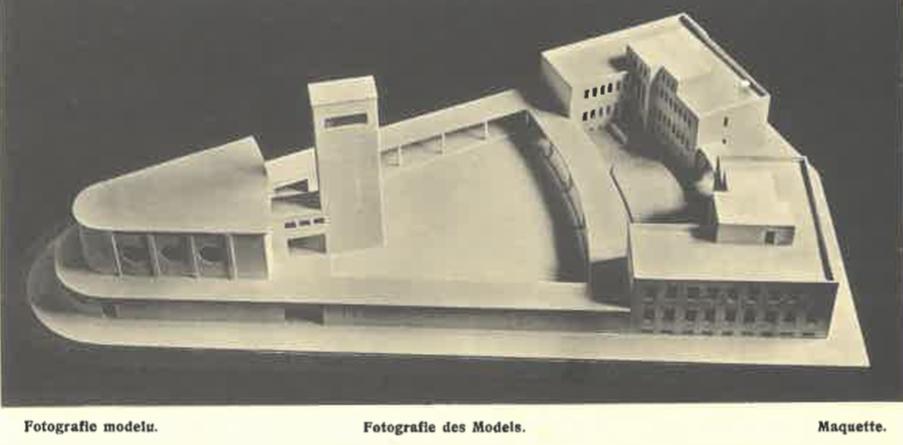 Sbor čs. církve (foto modelu)