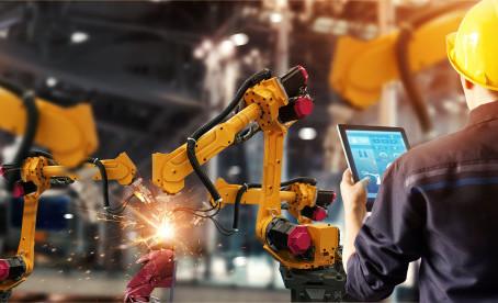 Automação de processos produtivos