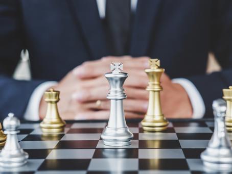 As etapas de um planejamento estratégico