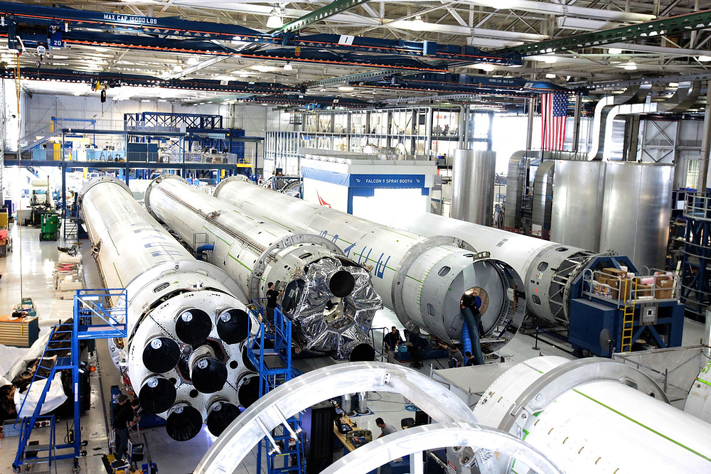 Fabricação de Turbinas. Fonte: Canva
