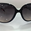Thumbnail: Óculos de Sol - Preto com Dourado