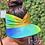 Thumbnail: Viseira Turbante Tie Dye
