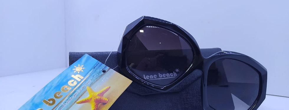Óculos de Acetato Hexagono