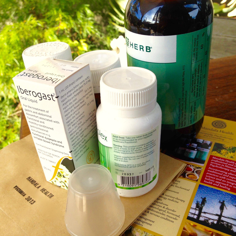 Naturopathy - Initial Visit