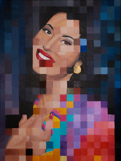 Selena (Print)
