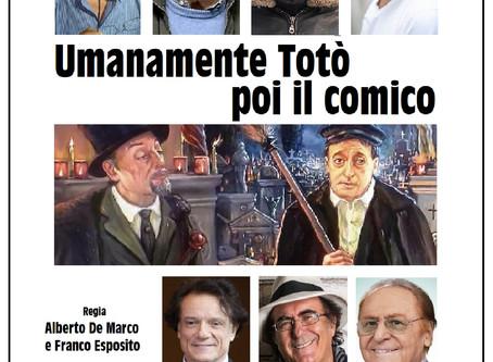 """VOCE presenta il film documentario: """"UMANAMENTE TOTO' POI IL COMICO"""""""