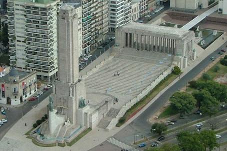 VOCE al Monumento a la Bandera