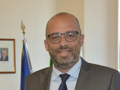 Antonio Mastrovincenzo, Presidente dell'Assemblea legislativa presso Regione Marche.