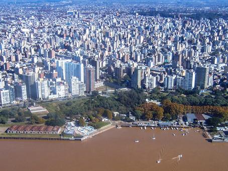 VOCE al fiume Paraná