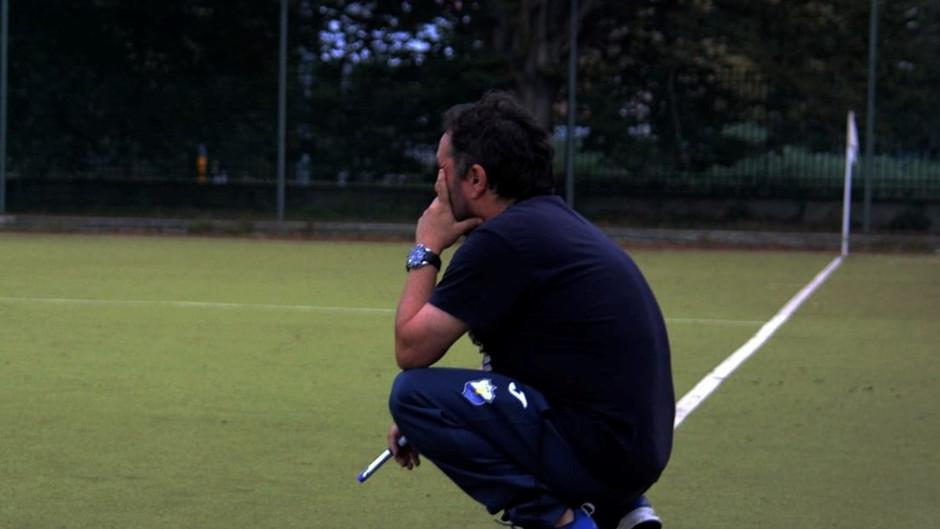 La mia passione per l'hockey su prato italiano