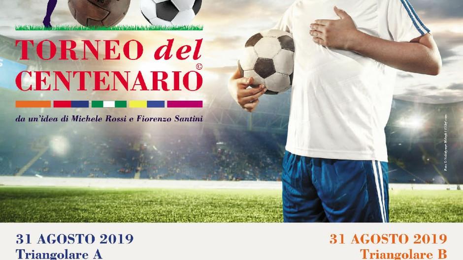 Torneo del centenario di calcio.