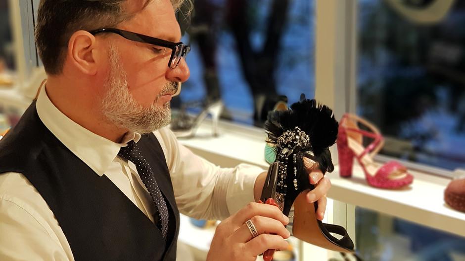 """""""Escalfe, todo un estilo en calzado de diseño""""."""