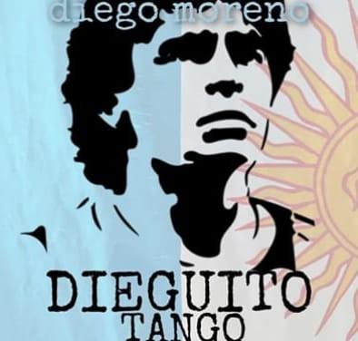 Diego Moreno, artigiano della musica