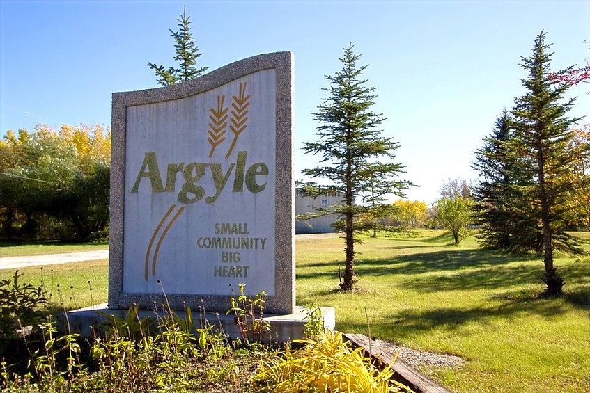 Argyle Manitoba