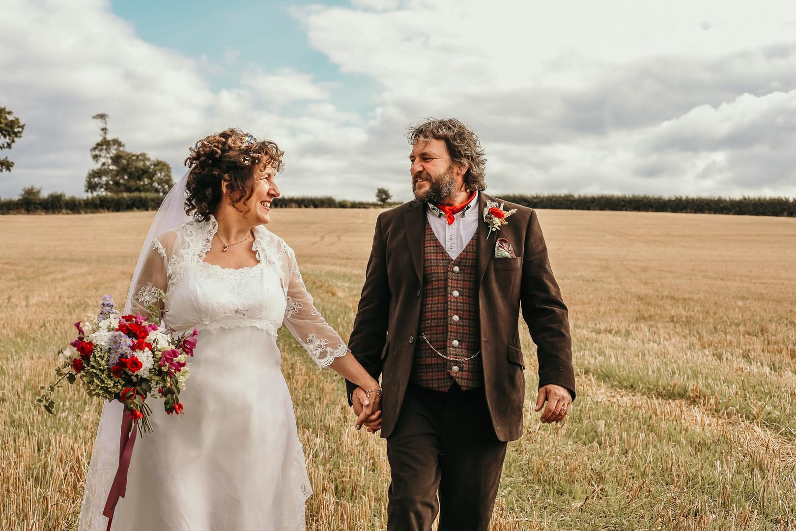 Mr & Mrs Heard