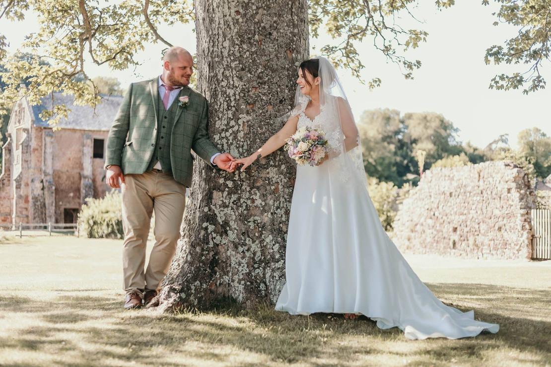 Mr and Mrs Claydon
