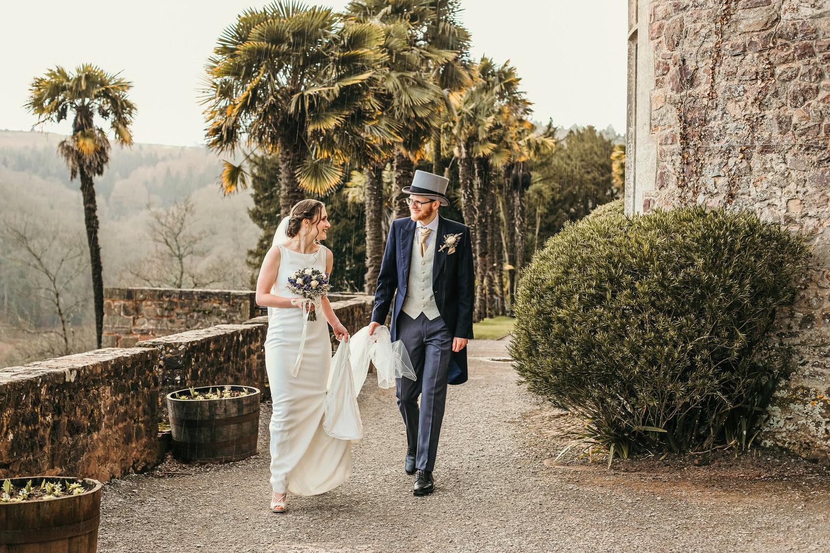 Mr & Mrs Welsh