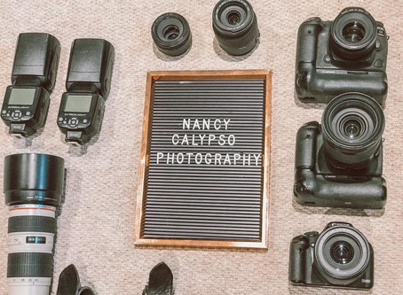 My Wedding Day Essentials
