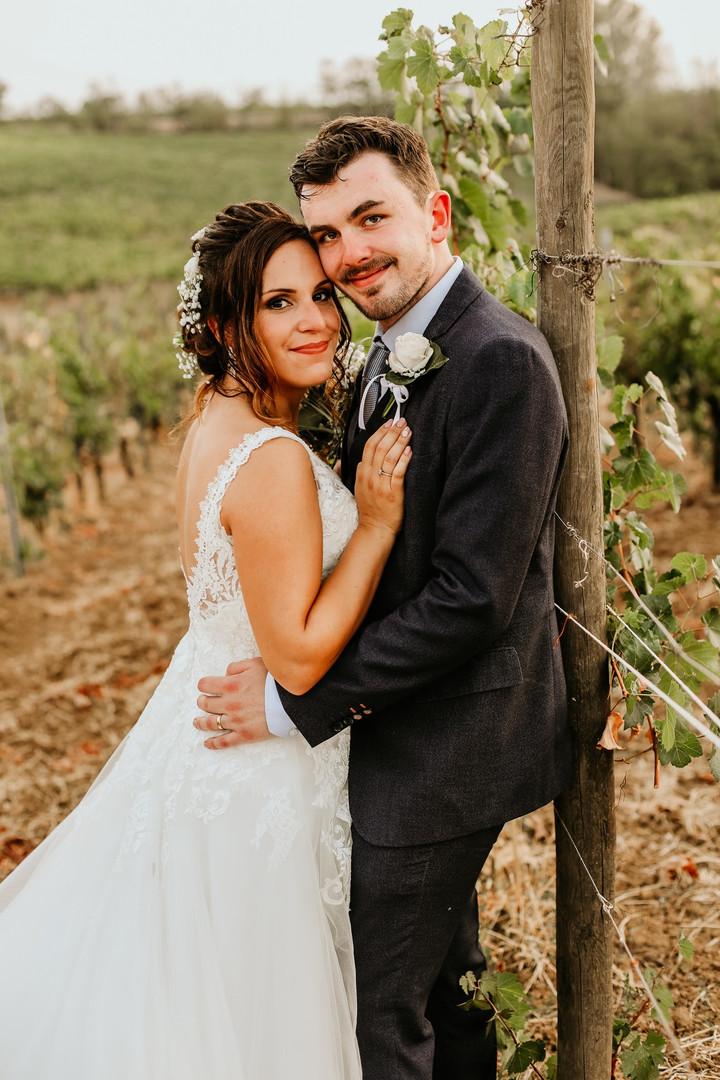 Mr and Mrs Webber