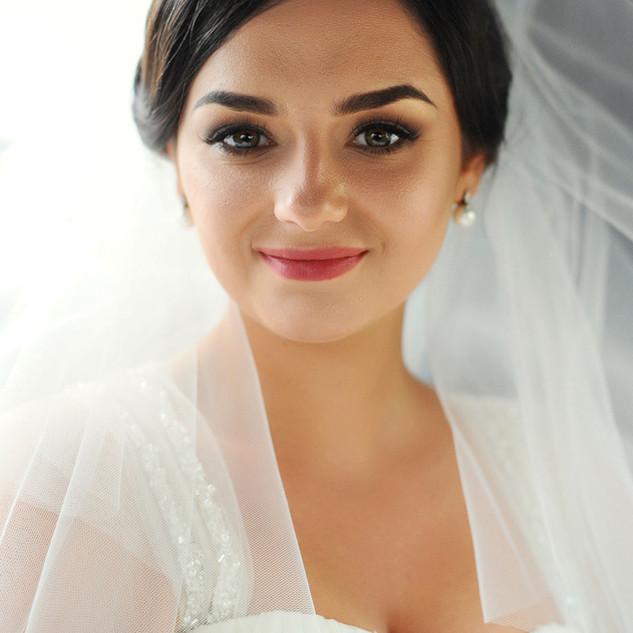 S úsměvem nevěsta