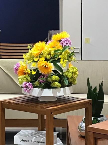 當代花藝講座