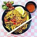 #7: Noodle Bowl Veg (Lo-mein)