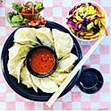 #6: Dumplings Bowl Veg (Mo:Mo)
