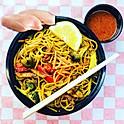 #7: Noodle Bowl Chicken (Lo-mein)