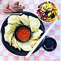 #6: Dumpling Bowl Chicken (Mo:Mo)