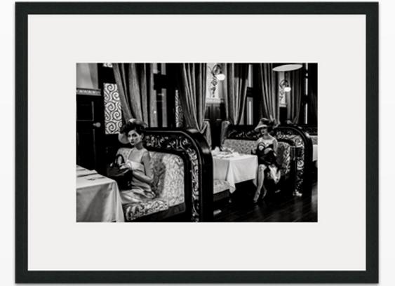 CARSTEN SANDER - CAFE DE PARIS