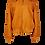 Thumbnail: BOMBER LEDER WENDEJACKE IN ORANGE