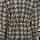 Thumbnail: BLAZER AUS WOLLE IN HAHNENTRITT