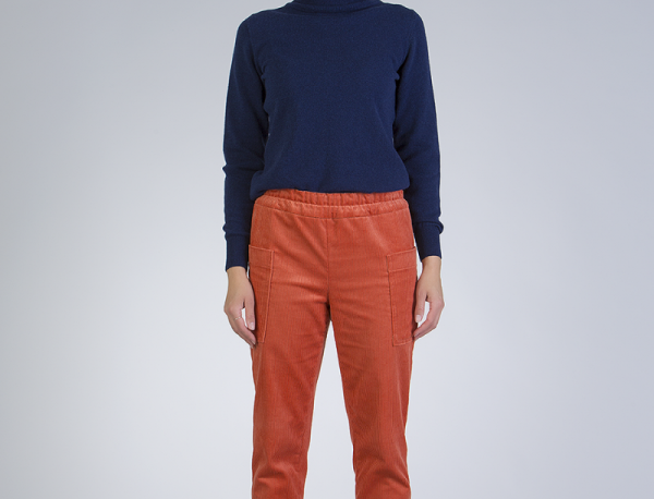 CORDHOSE IN ORANGE
