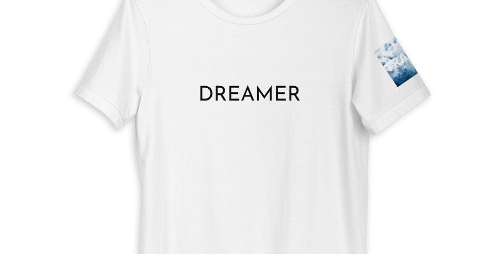 Dreamer Short-Sleeve Unisex T-Shirt
