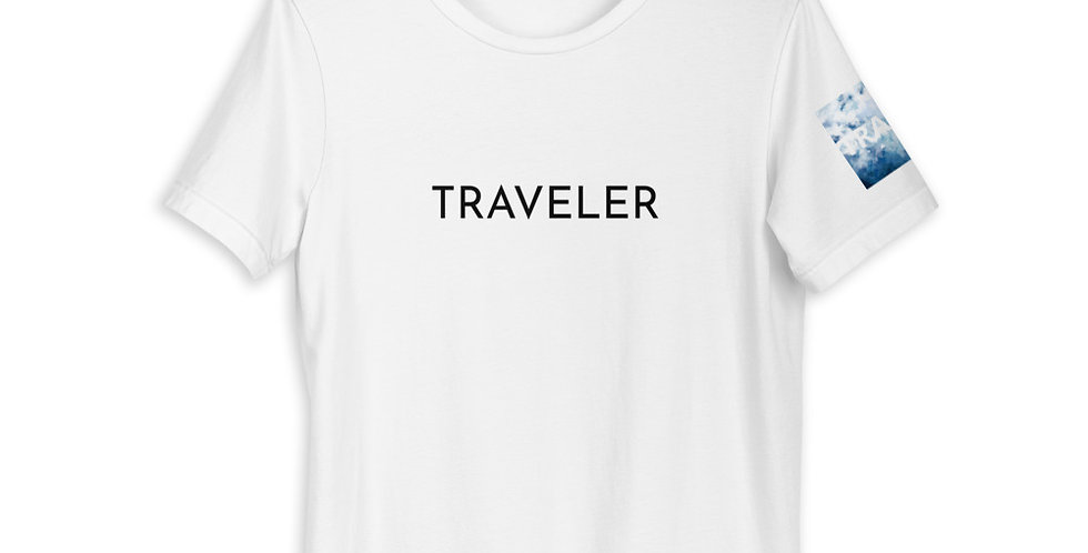 Traveler Short-Sleeve Unisex T-Shirt