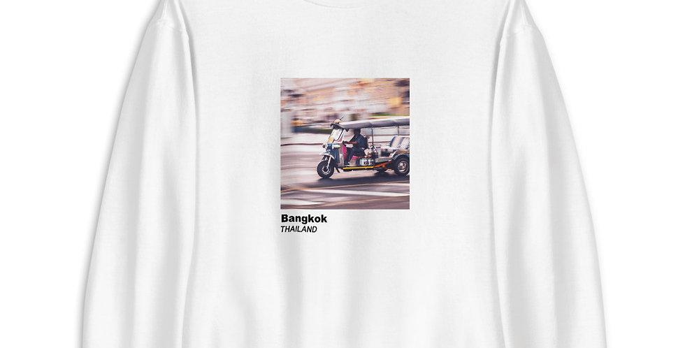 Unisex sweatshirt : Polaroid Edition ( Bangkok )