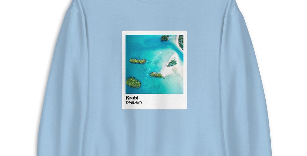 Polaroid Edition Krabi : Unisex sweatshirt