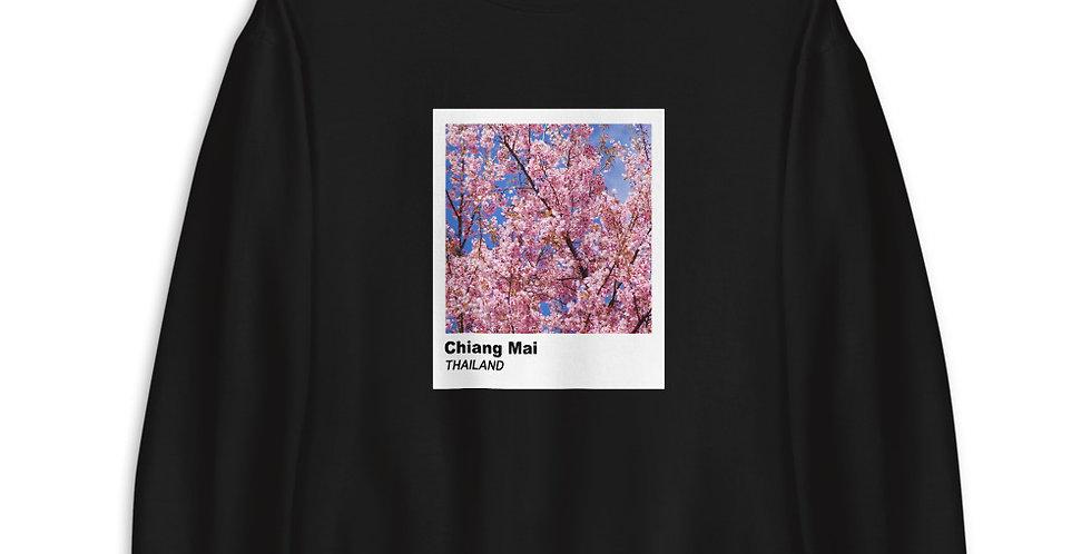 Polaroid Edition Chiang Mai :  Unisex sweatshirt