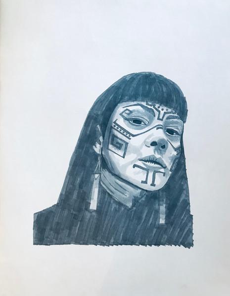 Wamen | Portraits | 2020