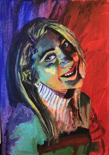 Colour Reflection | Portraits | 2020