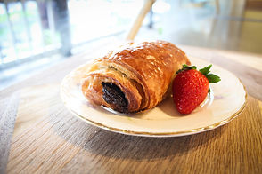 Chocolate Croissant, Tal's Patisserie