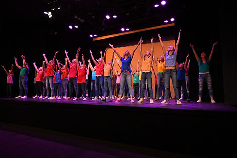 Can You Feel A Brand New Day? from the Wiz, in our Summer Showcase