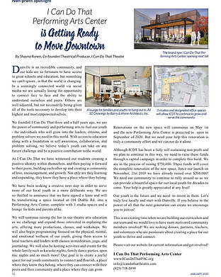 Danville Living Article