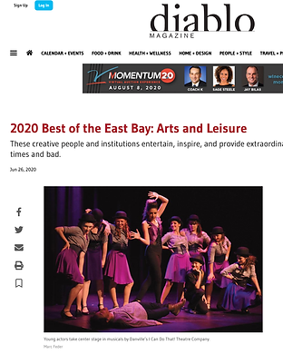 Diablo Magazine Best of the East Bay