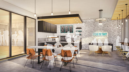 ICDT! Cafe Rendering